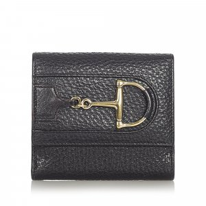 Gucci Hasler Leather Small Wallet