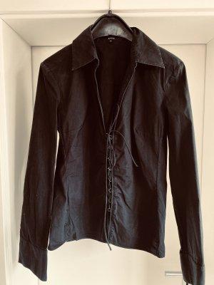 Gucci Hemd, schwarz 38