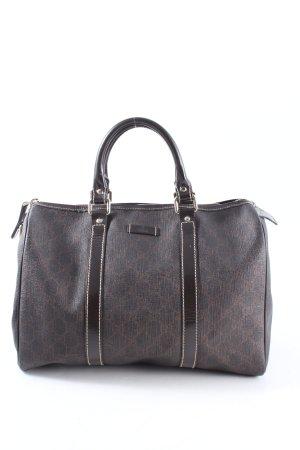 "Gucci Carry Bag ""Boston Bag"" brown"