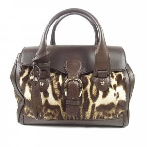 Gucci Heritage Pony Hair Handbag