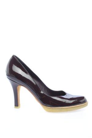 Gucci High Heels braun Elegant