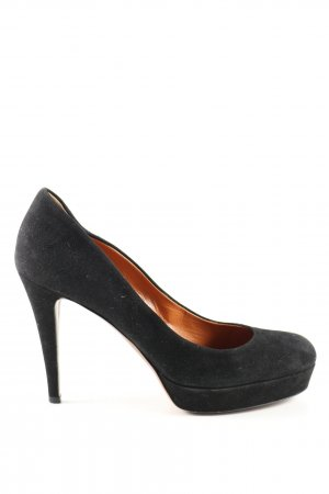 Gucci High Heels black business style