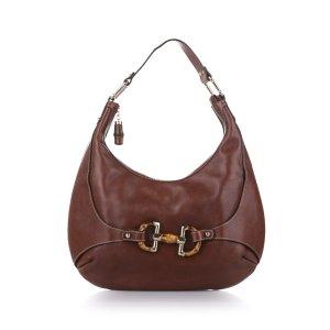 Gucci Horsebit Amalfi Leather Hobo Bag