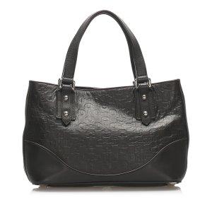 Gucci Horsebit Leather Tote Bag