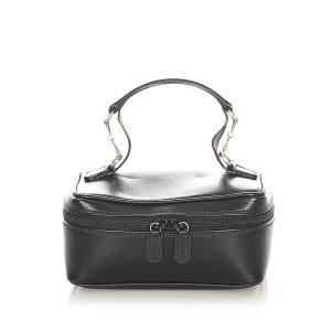 Gucci Make-up Kit black leather