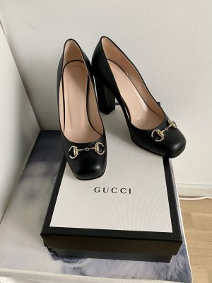 Gucci Horsebit Pumps