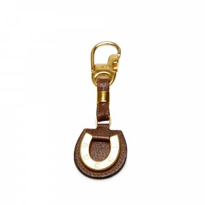 Gucci Horseshoe Key Chain
