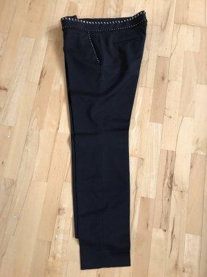 Gucci Peg Top Trousers black