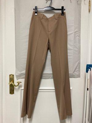 Gucci Woolen Trousers beige-camel