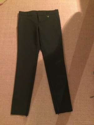 Gucci Pantalon 7/8 noir tissu mixte