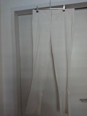 Gucci Spodnie materiałowe biały Bawełna