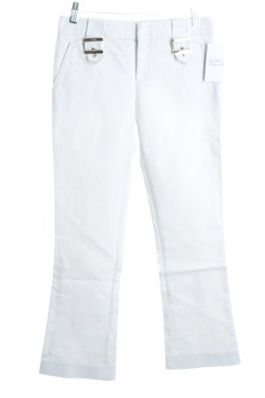 Gucci Trousers white casual look