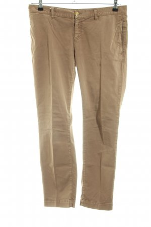 Gucci Low-Rise Trousers brown casual look
