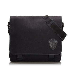 Gucci Hysteria Canvas Crossbody Bag