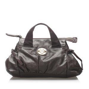 Gucci Hysteria Leather Handbag