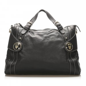 Gucci Hysteria Leather Satchel