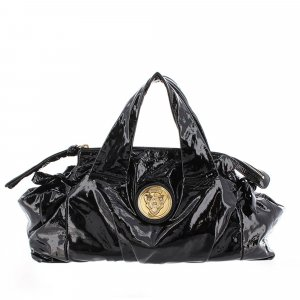 Gucci Hysteria Patent Leather Handbag