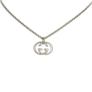 Gucci Necklace silver-colored metal