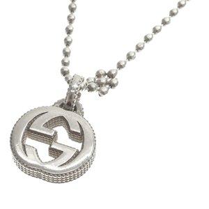 Gucci Interlocking GG Pendant Necklace
