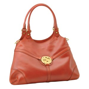 Gucci Interlocking Top Handle Bag