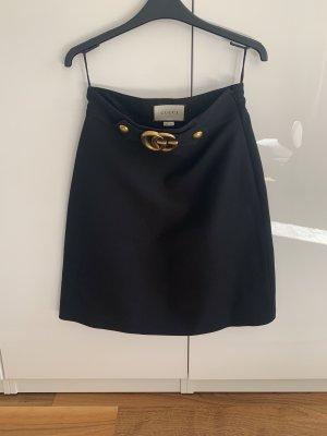 Gucci Spódnica z wysokim stanem czarny
