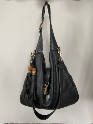 GUCCI Jackie Bag Big Leder Handtasche