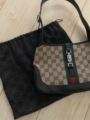 Gucci Handtas veelkleurig Leer