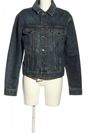 Gucci Jeansjacke blau Casual-Look