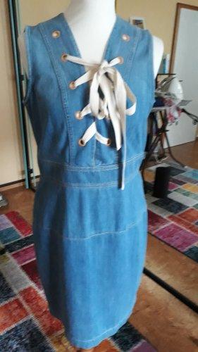Gucci Denim Dress multicolored cotton