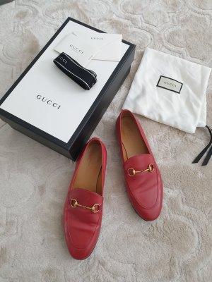 Gucci Zapatos formales sin cordones multicolor Cuero