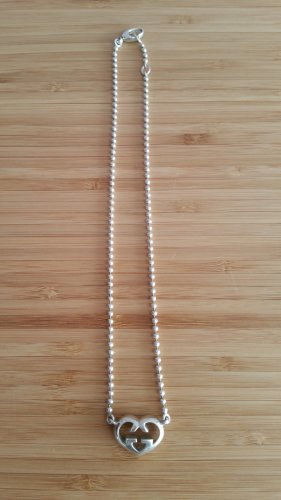 Gucci Silver Chain silver-colored
