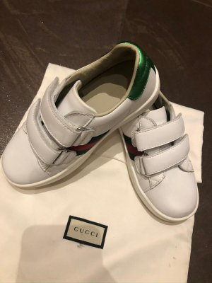 Gucci Hook-and-loop fastener Sneakers multicolored