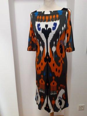 Gucci Vestido de tubo multicolor