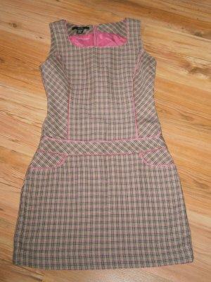 Gucci Mini Dress brown-pink cotton