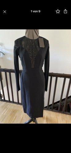 Gucci Kleid Neu Gr 38 Spitzenkleid