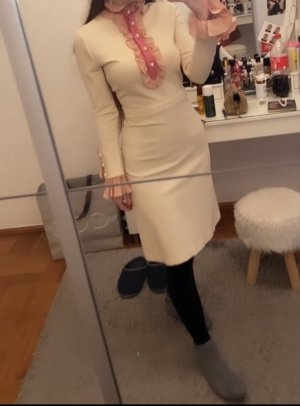 Gucci Pencil Dress cream