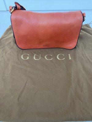 Gucci kleine Schultertasche orange