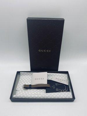 Gucci Kofferanhänger / Namensschild