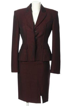 Gucci Kostüm braun Business-Look