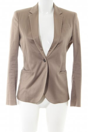 Gucci Kurz-Blazer braun Business-Look