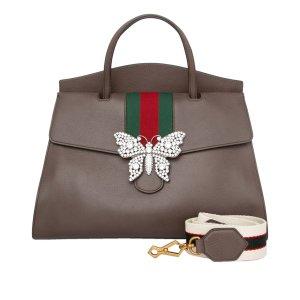 Gucci Large Linea Totem Satchel