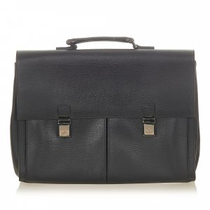Gucci Business Bag black leather