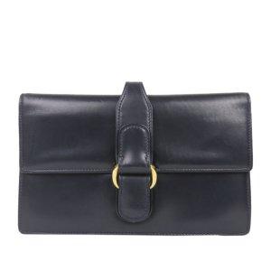 Gucci Clutch blue leather
