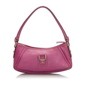 Gucci Handbag pink leather