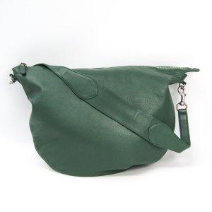 Gucci Leather Half Moon Shoulder Bag