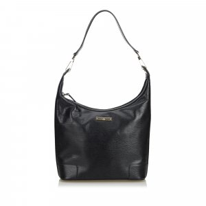 Gucci Hobos black leather