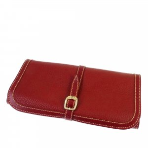 Gucci Leather Jewelry Case