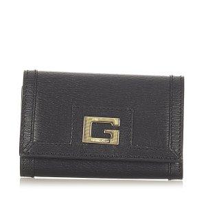 Gucci Leather Key Holder