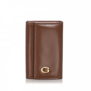 Gucci Leather Key Holder