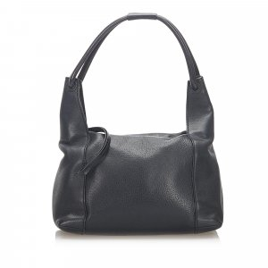 Gucci Leather Shoulder Bag